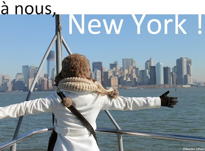 A nous New York